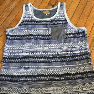 Other - Patterned Tank