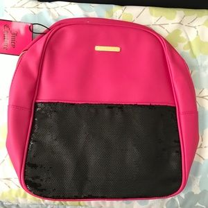 New Juicy Couture small backpack
