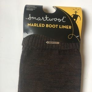 Smartwool Marled Boot Liner