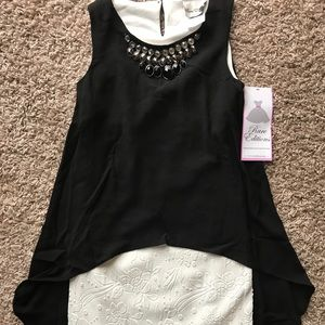 NWT Rare Editions Dress Girls 7 & 8 Available