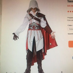 Other - Assassins Creed teen Ezio costume