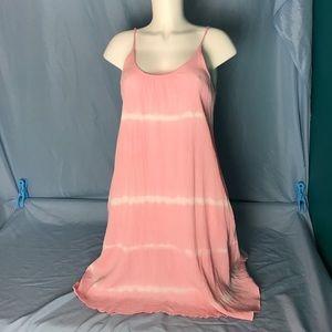 Elan tie-dye swimsuit cover up