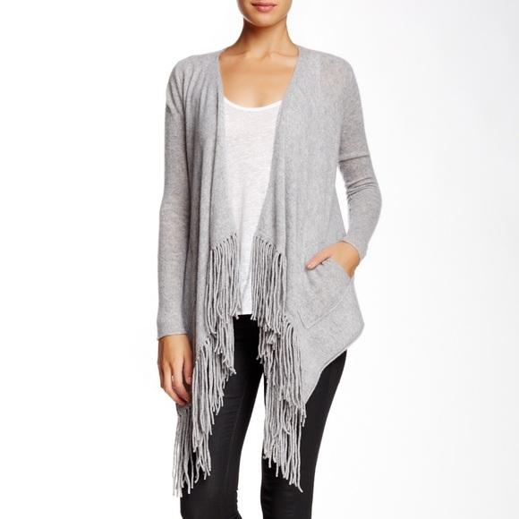 360 Cashmere Sweaters - 360 Cashmere Dominique Cashmere Cardigan