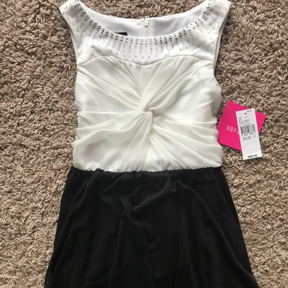 Amy Byer Other - NWT Amy BYER Gorgeous Formal Dress Girls 7