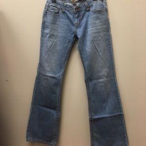 Denim - Aeropostale Kailey Skinny Flare Jeans