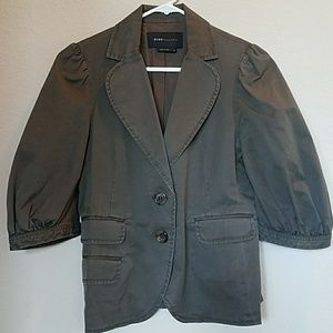 BCBG jacket small 0 2 worn once