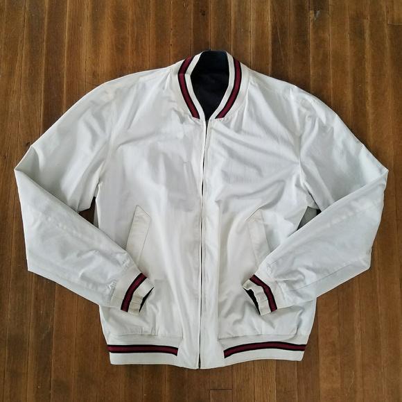 460ae1008 Gucci Jackets & Coats   Reversible Mens Bomber Jacket   Poshmark