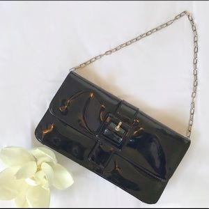 🎉HP🎉ANN TAYLOR LOFT PATENT LEATHER PURSE
