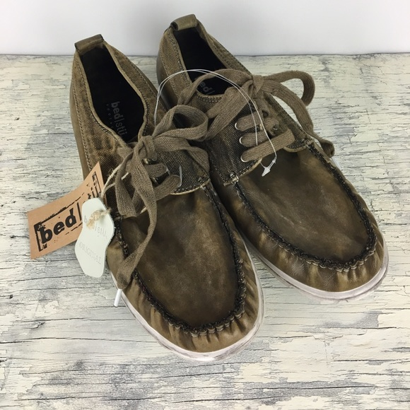 popular design best shoes top-rated professional SALE! Men's Bed Stu Boat Shoes NWT