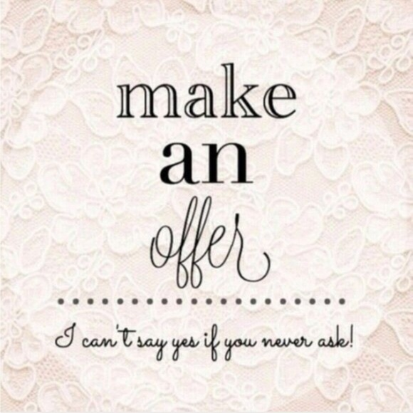 Other - Create a bundle and make me an offer!!