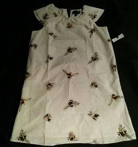 NWT Victoria Beckham Bee Dress