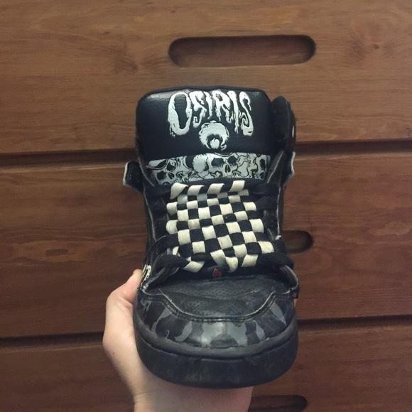 0aed656183a Osiris lucky 13 shoes. M 59d2a1846d64bce498009236