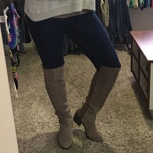 🎃HALLOWEEN SALE🎃H BY HALSTON OVER THE KNEE BOOTS