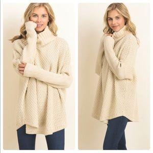 Sweaters - 3 left! Remy Cozy Turtleneck Sweater