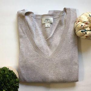 Ann Taylor LOFT perfect lightweight sweater