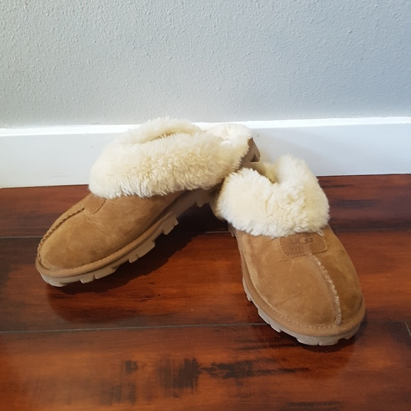 quality utterly stylish really comfortable UGG Shoes | Mens Tan Slippers Size 8 | Poshmark