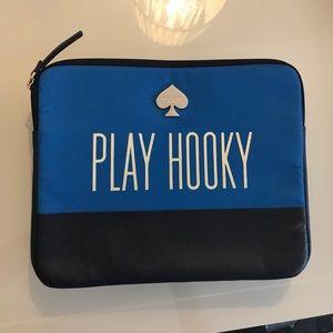 Kate Spade Play Hooky Tablet Case