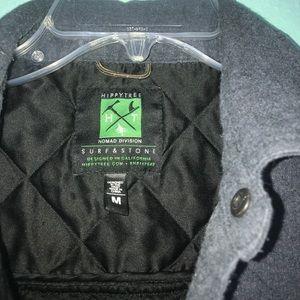 Men/'s Hippy Tree Stout Shirt Jacket