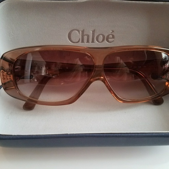 b53bb7c5b65 Chloe Accessories - Chloe  Retro Brown SUNGLASSES
