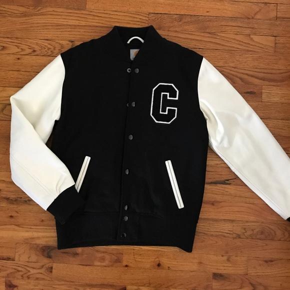 9df707237d4 Carhartt Jackets & Coats | Varsity Jacket | Poshmark