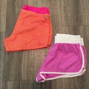 Lot of 2 shorts