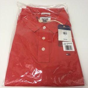 Tommy Hilfiger Denim Men Original Flag Polo Shirt