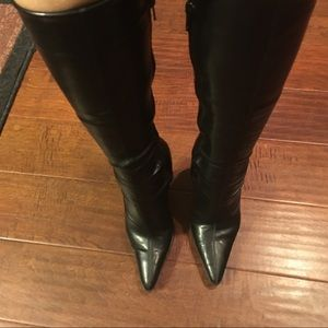 Steve Madden Shoes - Steve Madden Knee High Stiletto Boots