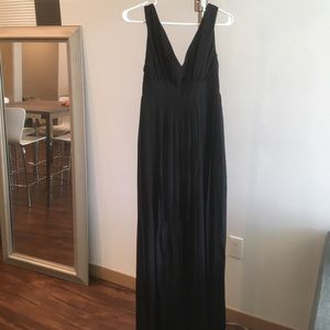 BCBGeneration black maxi dress!