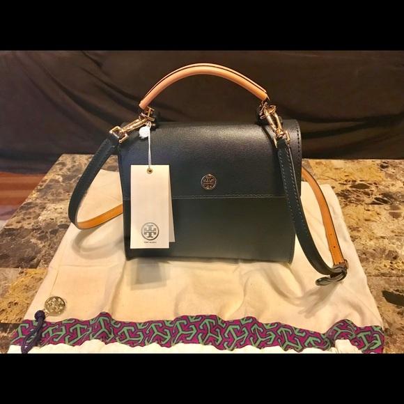 a96d8ad4c6d Tory Burch PARKER COLOR-BLOCK MINI SMALL BAG