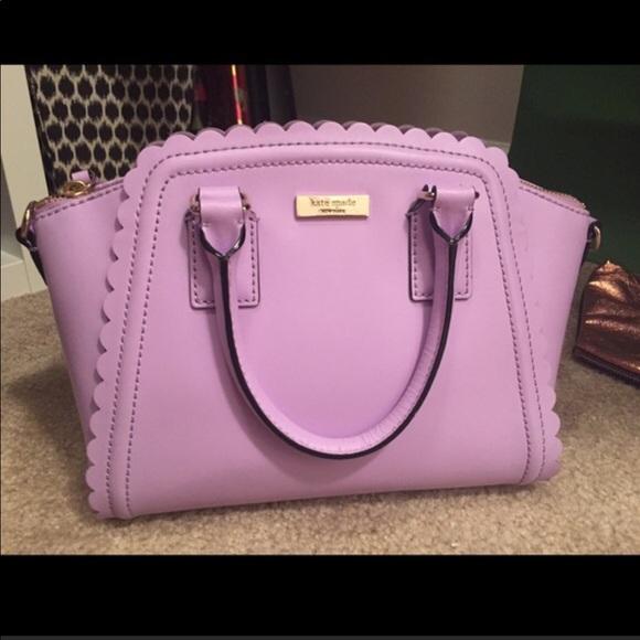 34f7b185a kate spade Handbags - Kate Spade Lavender Bag