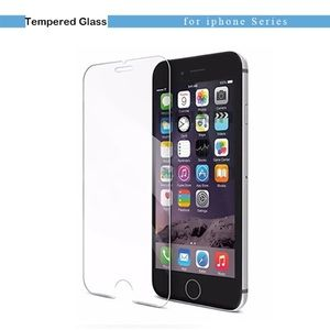 Accessories - 9H Tempered Glass  7 Cases 6 7 Plus 5 5S