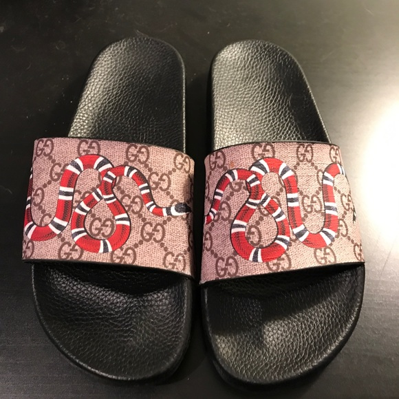 bf2c5041a Gucci Other - Gucci snake sandals