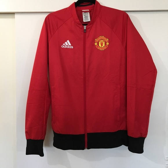 8c24285ed175 adidas Other - Manchester United bomber jacket