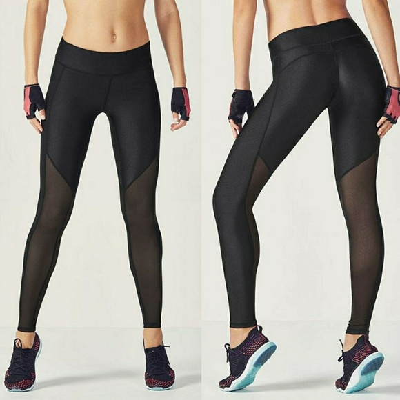 31b8188da7265 Fabletics Pants | Rocha Shine Leggings | Poshmark