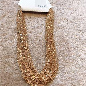 14th & Union multi strand necklace