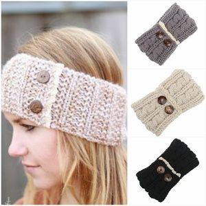 Lace Knit Headband