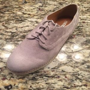 Soda suede oxford