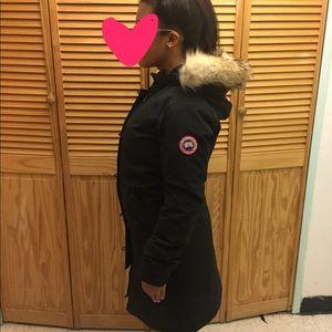 Canada Goose Jackets & Coats - Canada Goose - Girls Brittania Parka- Size ...