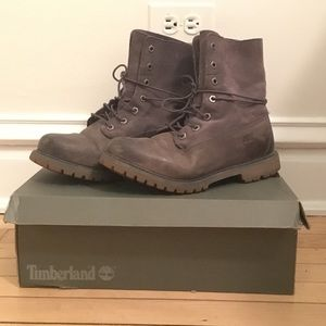 Women's Timberland Suede Top Earthkeepers