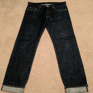 APC New Standard Jeans