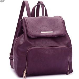 Handbags - NWOT Classic Plum Backpack