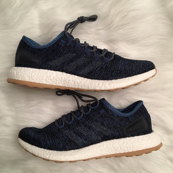 sale retailer 3fa62 2df4b ... yr anniversary mens 7 black gold ultra skateboard 47854 f3208  netherlands adidas pure boost blue night navy us mens 10 14 1c299 4d7ed