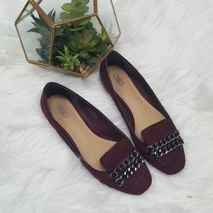 Cato Chain Loafers