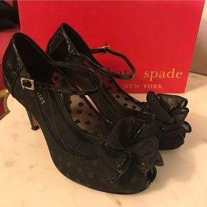 b2861bd4d763 kate spade Shoes - Kate Spade  Didi  Peep Toe Mary Jane Pumps