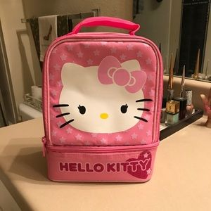 Hello Kitty lunch bag