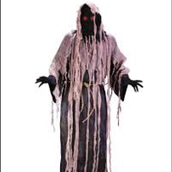 pice dropscary zombie halloween costume