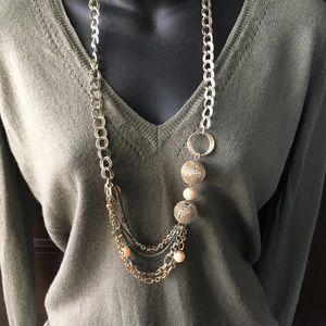 Extra Fine Merino Wool v-neck sweater
