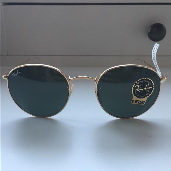 28127991f4495 Ray ban accessories rayban icons retro sunglasses poshmark jpg 580x580 Icon  53mm retro