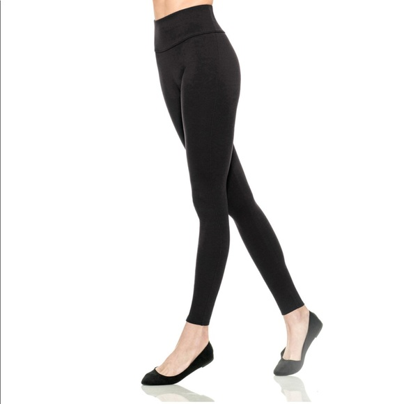 3277752b2a1d3 Assets By Spanx Pants   Red Hot By Spanx Ponte Shapping Leggings ...