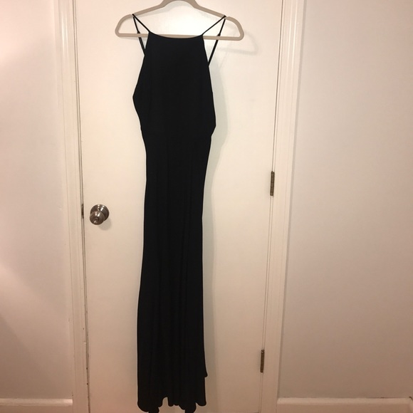 Reformation Dresses Floor Length Backless Dress Formal Poshmark